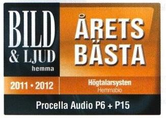 PROCELLA AUDIO P860 – Tasindo Audio